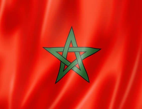 דגל מרוקו