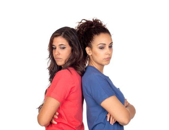 כיצד מפשרים בין האחיות?
