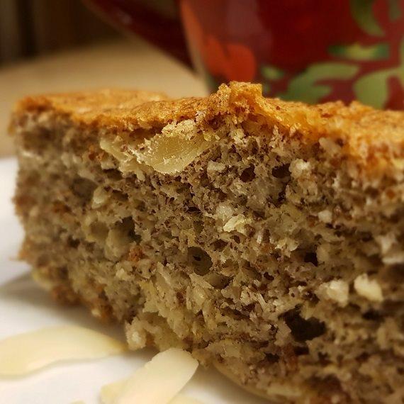הקינוח הנכון - עוגת חלבון