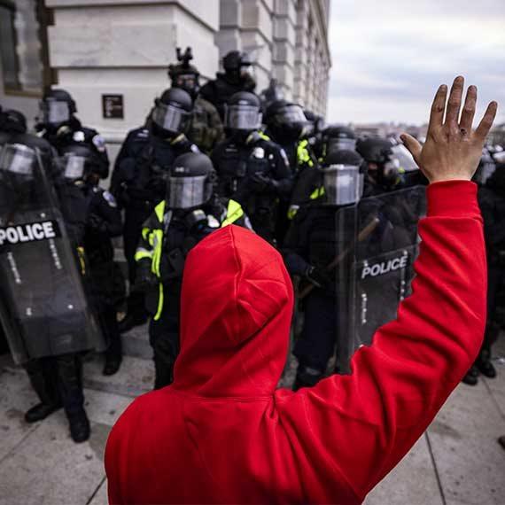 מהומות בסביבות הקפיטול