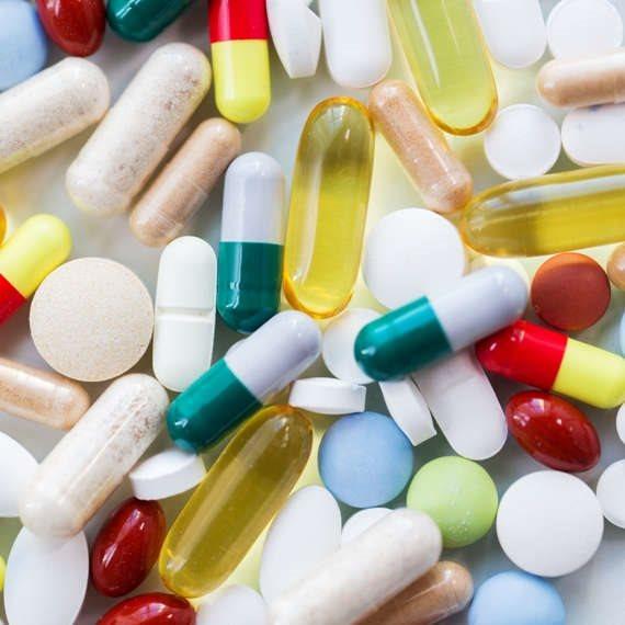 לחיות עם התרופות