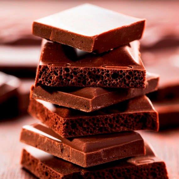 האם שוקולד הוא מאכל ממכר?