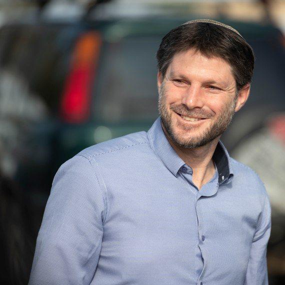 """יו""""ר האיחוד הלאומי, בצלאל סמוטריץ'"""