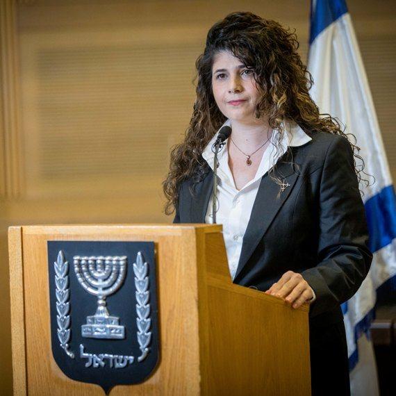 חברת הכנסת לשעבר שרן השכל