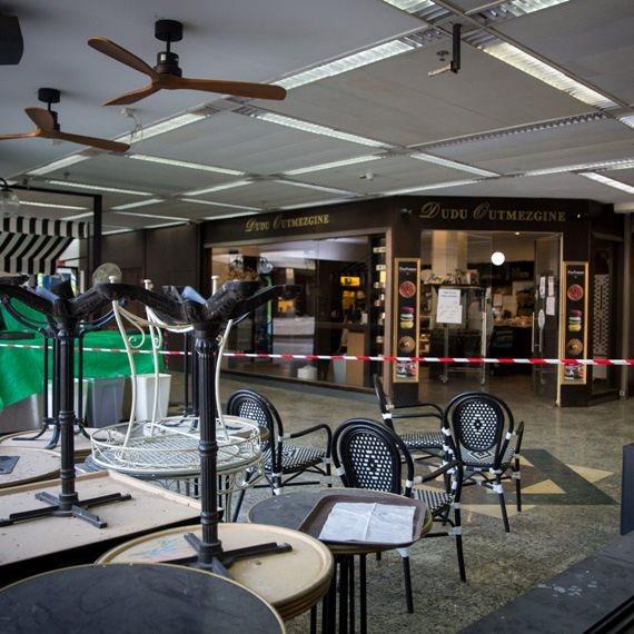 מסעדה סגורה בעת קורונה