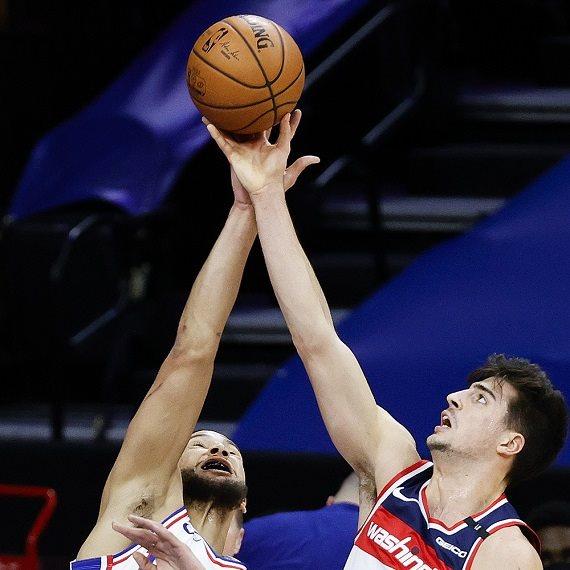 דני אבדיה ב־NBA