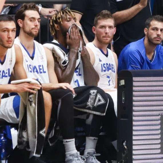 נבחרת ישראל בכדורסל - צילום ארכיון