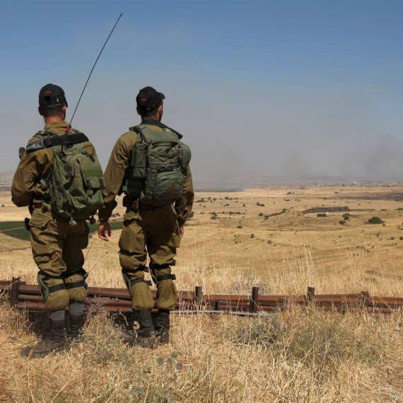 גבול ישראל-סוריה