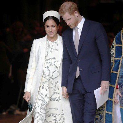 מייגן מרקל והנסיך הארי