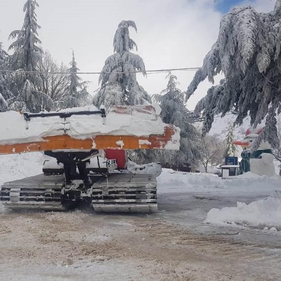 בירושלים ציפו לקבל שלג כמו בחרמון, אבל זה לא קרה