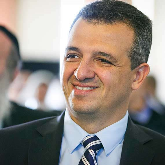 """כרמל שאמה הכהן, ראש עיריית ר""""ג"""