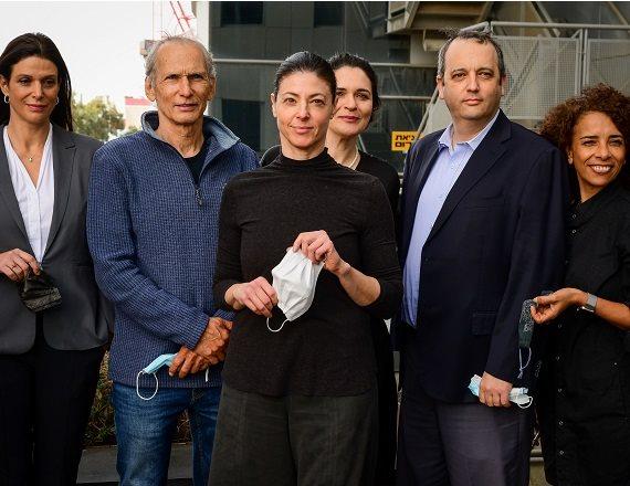 אפרת רייטן וחבריה למפלגת העבודה