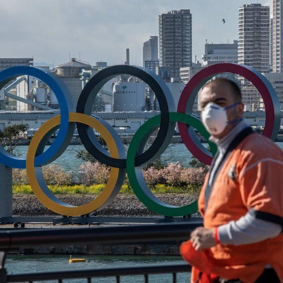סמל האולימפיאדה בטוקיו