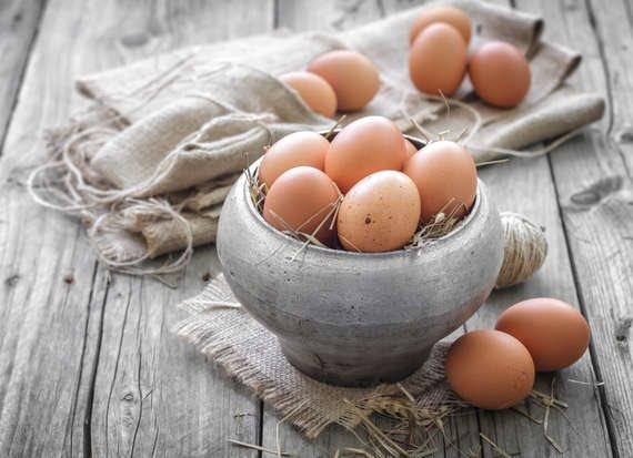 ביצים עשירות בחלבון