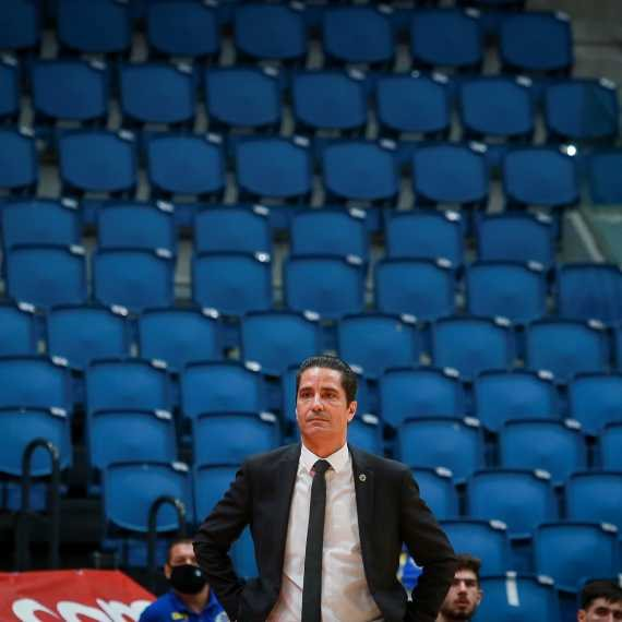 """יואניס ספרופולוס, מאמן מכבי ת""""א"""