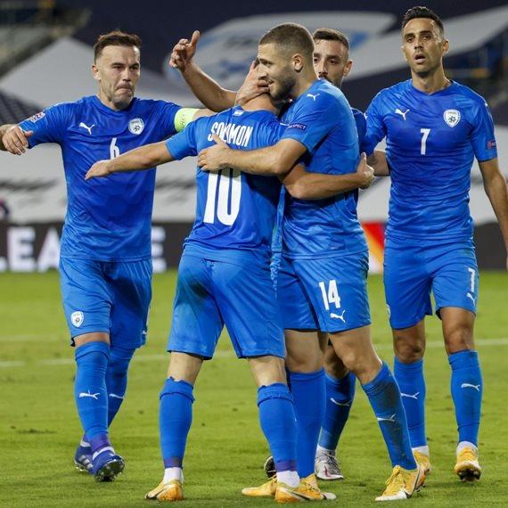 נבחרת ישראל מוכנה למשחק נגד דנמרק?