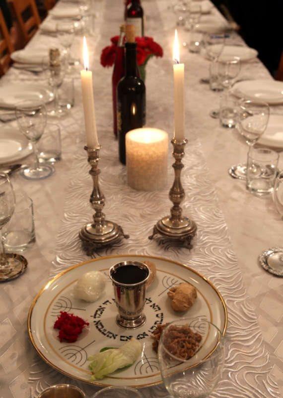 הרב אברהם הכהן לקראת חג הפסח
