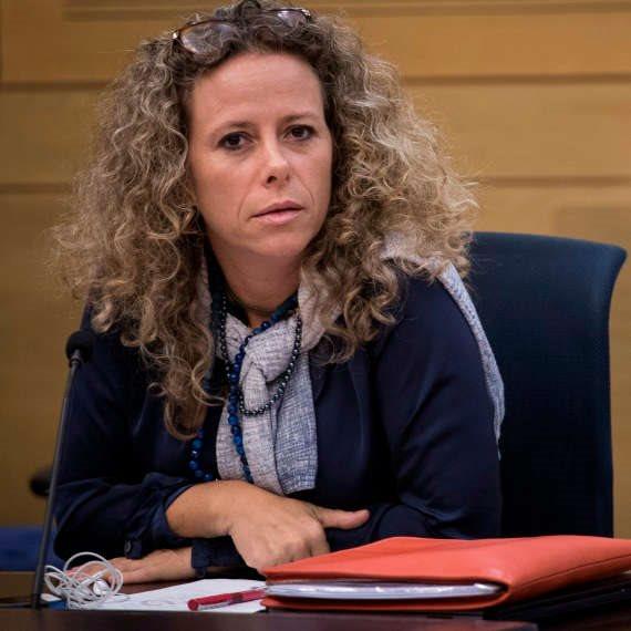 """ח""""כ לשעבר איילת נחמיאס ורבין"""