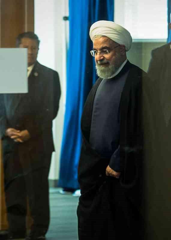 חסן רוחאני, נשיא איראן