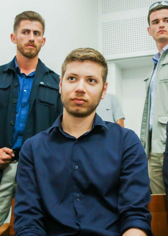 יאיר נתניהו הגיע השבוע לדיון בתביעת הדיבה ההדדית מול 'מכון מולד'