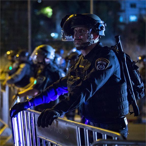 מהומות במזרח ירושלים