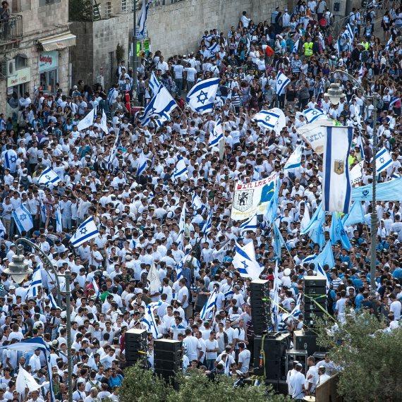מתיחות על רקע חגיגות יום ירושלים