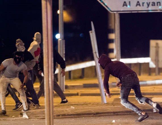 מהומות וואדי ערה (ארכיון, למצולמים אין קשר לכתבה)