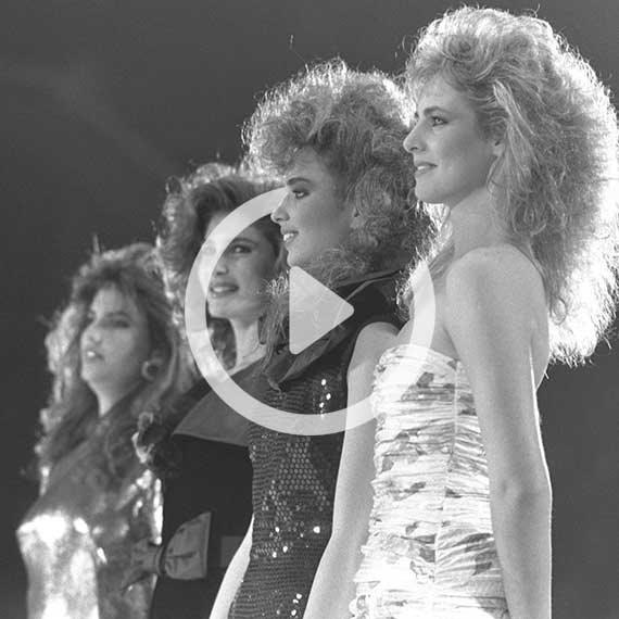 טקס מלכת היופי, 1988