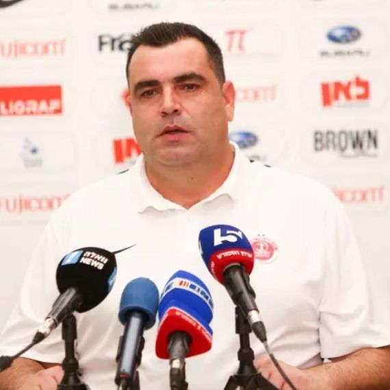 מנחם קורצקי הוביל את הפועל חדרה לניצחון שסגר את העונה