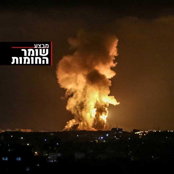 האם ישראל הייתה צריכה להמשיך במבצע בעזה?