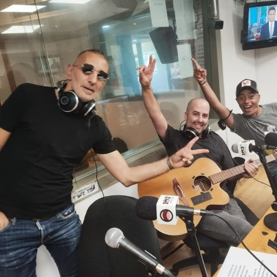 שמעון בוסקילה ועילי בוטנר התארחו באולפן של דידי