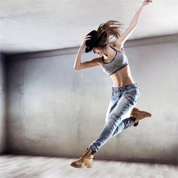 לרקוד בלי פחמימות