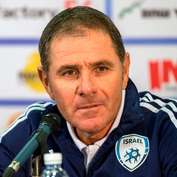 אלי גוטמן, מאמן נבחרת ישראל לשעבר