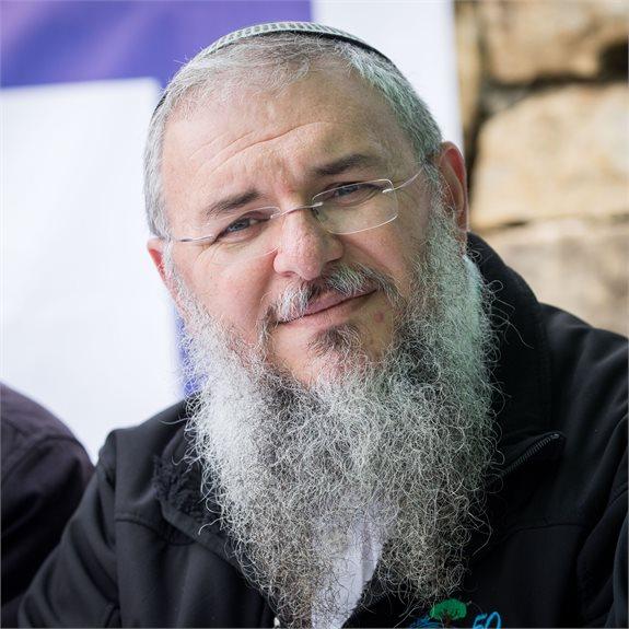 שלמה נאמן, ראש המועצה האזורית גוש עציון