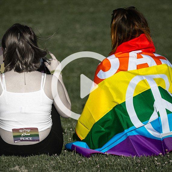 מצעד הגאווה בי־ם, בשבוע שעבר