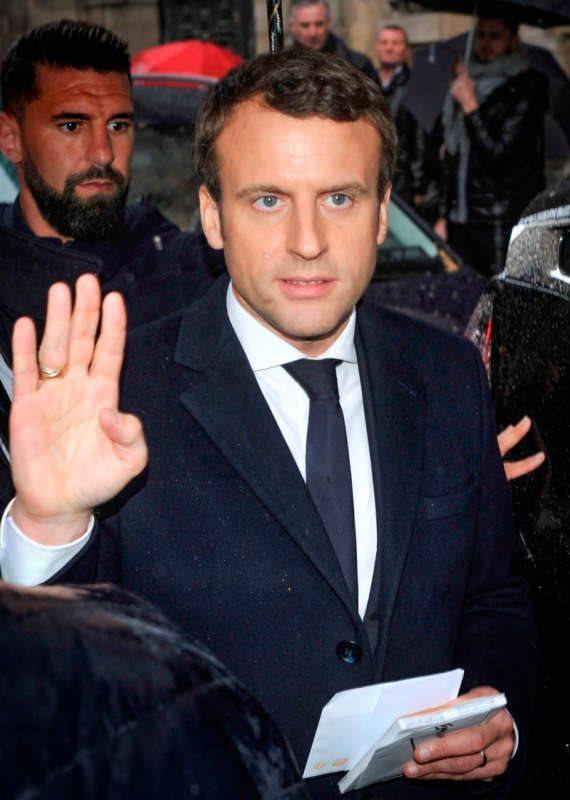 עמנואל מקרון, נשיא צרפת