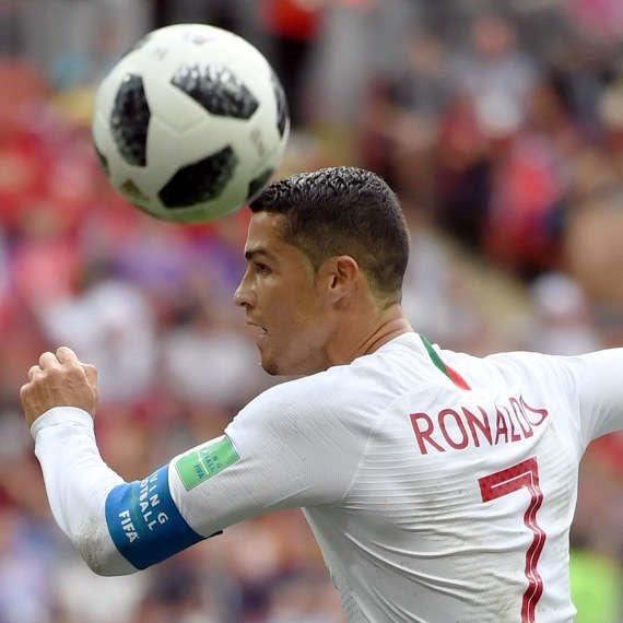 כריסטיאנו רונאלדו, קפטן נבחרת פורטוגל
