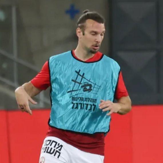 שון גולדברג חתם על חוזה לשנתיים במכבי חיפה