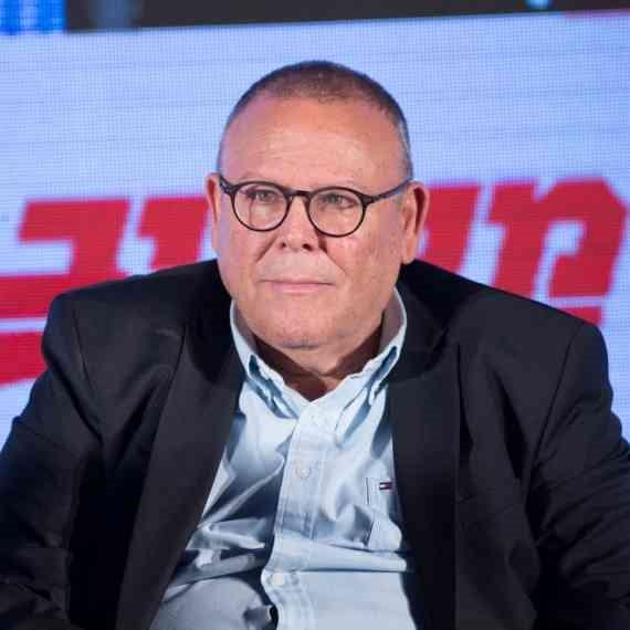 """ארנון בר-דוד, יו""""ר ההסתדרות"""