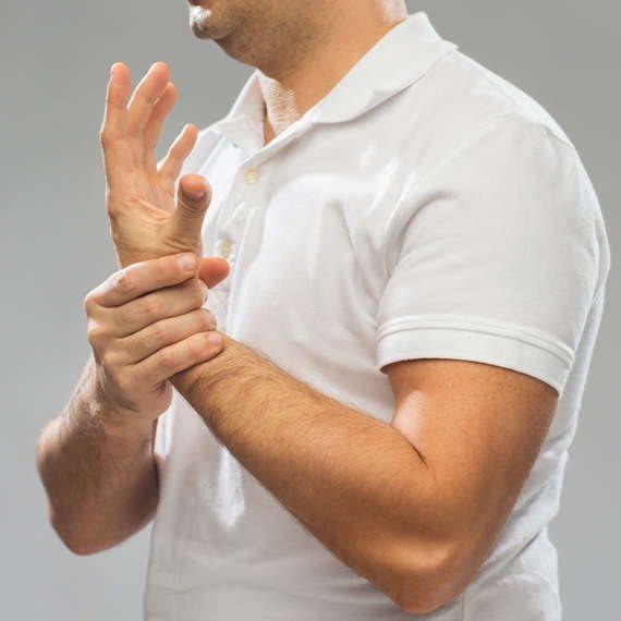 טיפול בכאבי ידיים