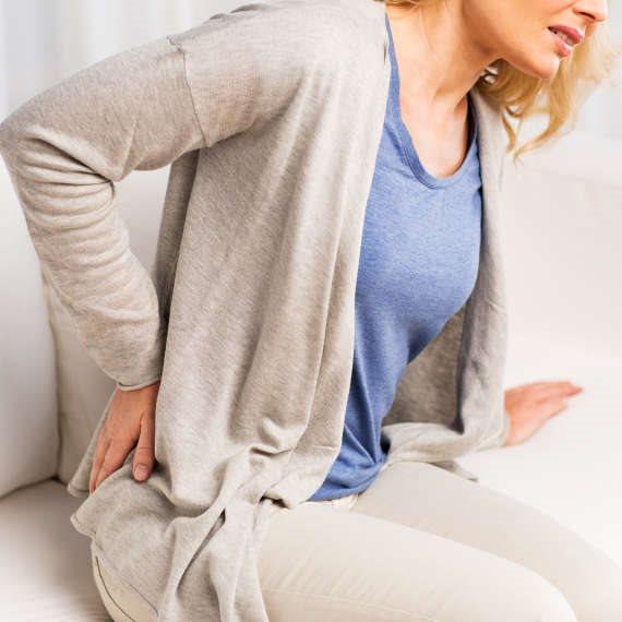 רפואה משלימה לכאבים באזור הגב