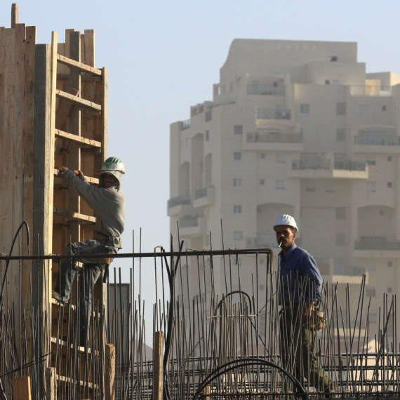 צילום ארכיון - פועלי בניין (למצולם אין קשר לנאמר)