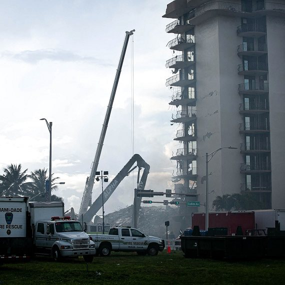 אסון קריסת הבניין במיאמי