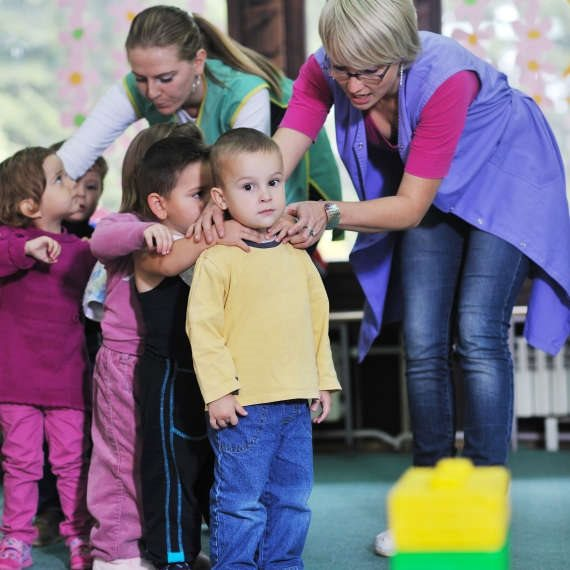 מימון מעונות יום לילדים