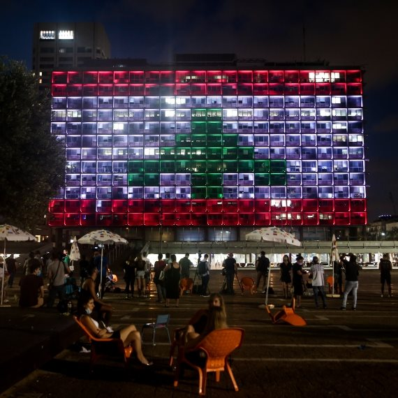 המשבר הגדול בלבנון