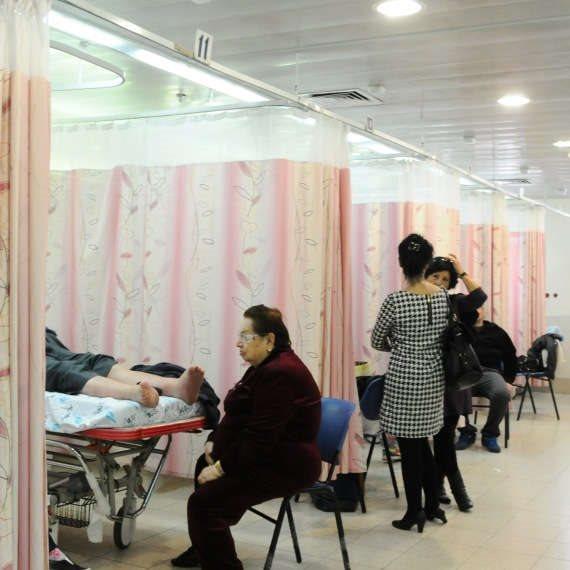 בית חולים - ארכיון, למצולמים אין קשר לנאמר