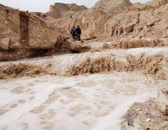שיטפונות בישראל