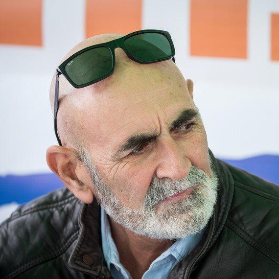 """דוד אלחייני יושב ראש מועצת יש""""ע"""