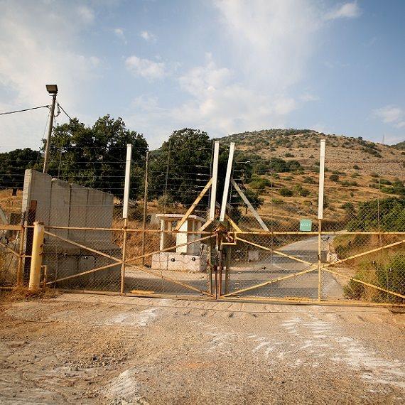הגבול בלבנון - צילום ארכיון