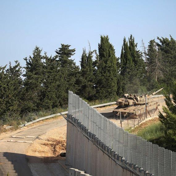 גבול לבנון (ארכיון)